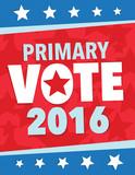 Primary Vote 2016 - 108808531