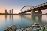 apollo most přes dunaj v bratislavě na slovensku