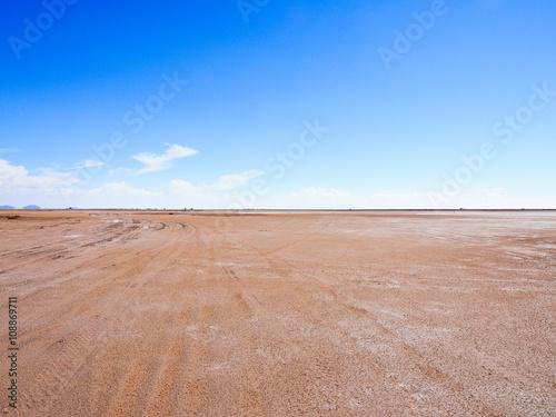 ボリビアの大地