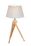 Modern table lamp isolated on white background - 108906301