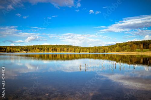 Zdjęcia na płótnie, fototapety, obrazy : Jezioro Żbik - Olsztyn, Warmia