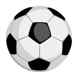 Soccer Ball Football Vector Format - 109010942