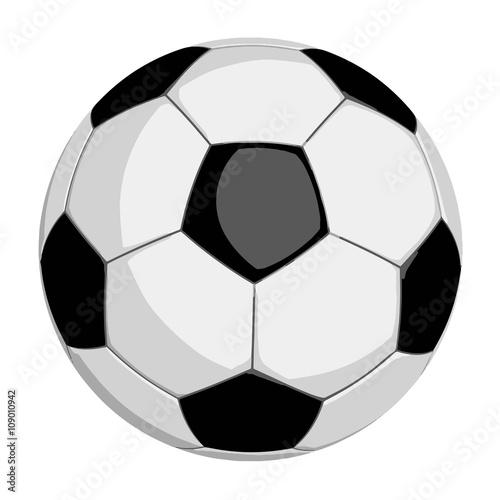 Soccer Ball Football Vector Format