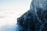 Горы в Крыму вид на облака