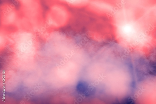 abstract bokeh background Poster