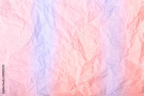 Rose Quartz and Serenity paper texture Poster