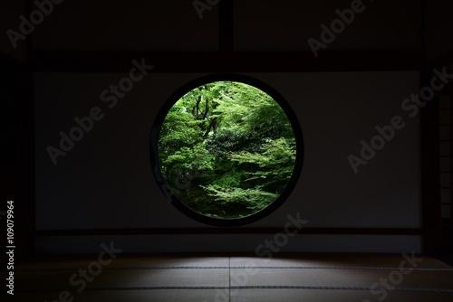 Fotobehang Kyoto 日本 京都 源光庵
