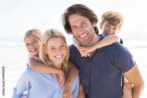 Fotografiet Family portrait