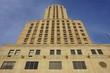 The historic Netherland Plaza Hotel Carew Tower in Cincinnati, Ohio
