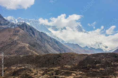 Himalayas плакат