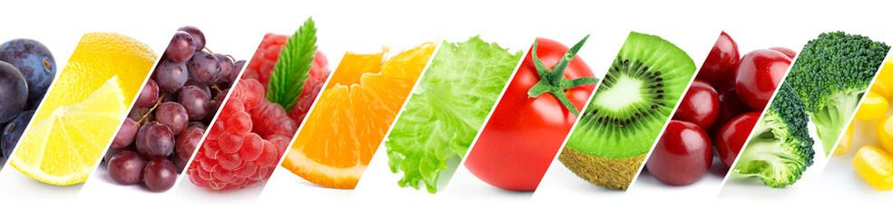 Fresh color food