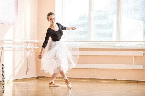 Young ballet dancer  © Andrey Bandurenko