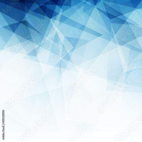 Abstract geometric background - 109338900