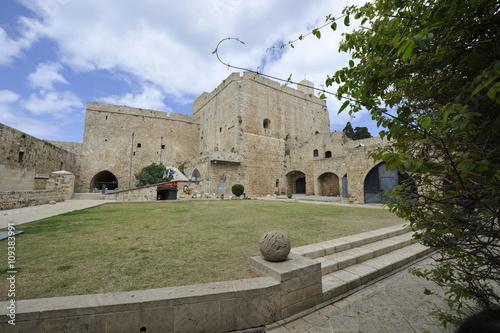 Citadel of Acre (Hospitallerian citadel), Old Acre (Akko), Israel Poster