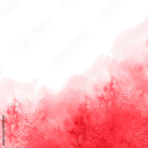 Watercolor background with space for text - 109415944