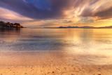Fototapety Plage de la côte d'azur: Cap d'Antibes
