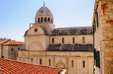 Sibenik Croatia St. James cathedral