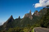 national park Serra dos Orgaos Brazil