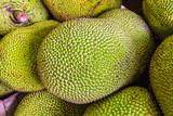 Jackfruit at tropical produce market