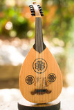 Classic stringed musical instrument Ud