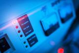 Power supply in data center room