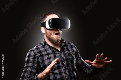 Poster Virtual Reality