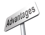 Advantages competitive advantages and benefits in business.