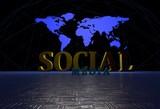 Sosyal Medya, 3D Tipografi