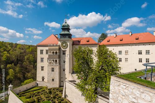 Castle Pieskowa Skala near Krakow, Poland