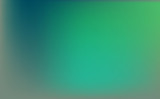 Fototapety Abstract gradient background with blue and green colors