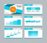presentation template .info graphic element design template