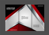 Corporate Tri Fold Business Brochure Design Template