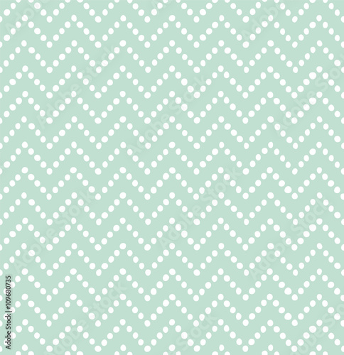 Cotton fabric seamless pattern with dotted ornament