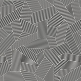 seamless pattern with abstract line ornament - 109681118
