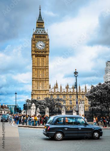 Fototapeta Big Ben London
