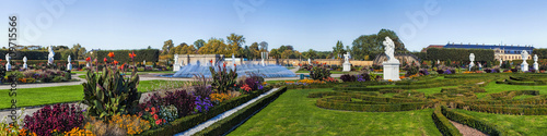 Foto Murales Herrenhäuser Gärten Panorama