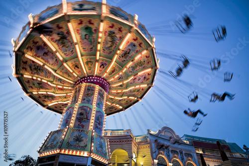 Prater Karusell Wien