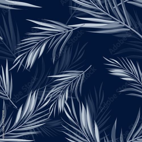 tropikalny-bezszwowe-tlo-monochromatyczne-niebieski-kamuflazu-indygo-z-lisci-i-kwiatow