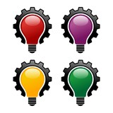 Bulb and Gear Set Color