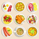 Main Dishes Set