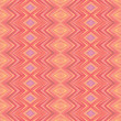 Geometric background - vector seamless pattern in pink colors. Geometric seamless pattern. Ethnic boho fashion design style. Textile seamless pattern. Abstract seamless background.