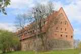Замок Прейсиш-Эйлау в Багратионовске