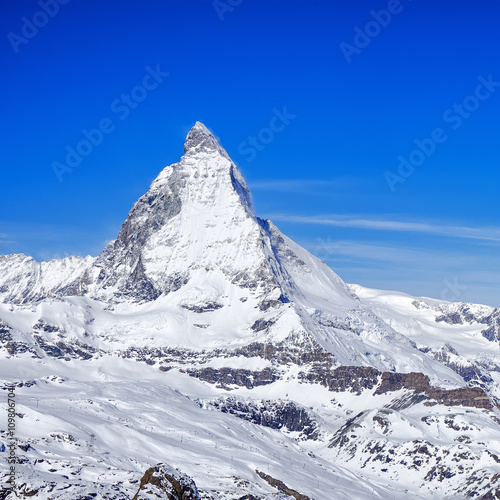 Poster Matterhorn Peak