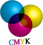 CMYK 3D