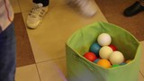 Competition with the colored balls