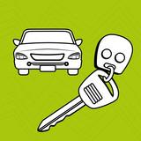 rent a car design