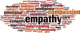 Empathy word cloud concept. Vector illustration - 109954758