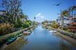 Venice Canals, Los Angeles, California