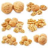 Set of walnuts