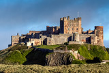 Vew of Bamburgh Castle